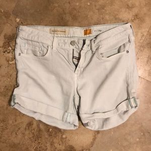 Anthropology Pilcro Shorts